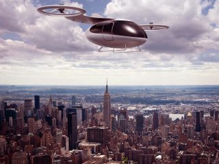 What is Urban Air Mobility?